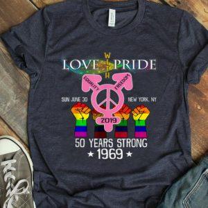 NYC Gay Pride Parade Anniversary - 50 Years Strong shirt