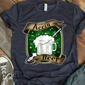 Accio Beer St. Patrick's Day Irish Drinking shirt