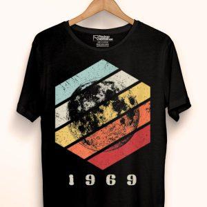 Apollo 11 1969 Moon Landing 50th Anniversary Retro Moon shirt