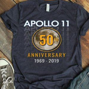 Apollo 11 50th 1969 Golden Anniversary Moon shirt