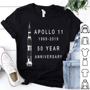 Apollo 11 50th Anniversary 1969 2019 Landing Moon shirt