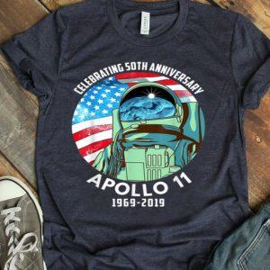 Apollo 11 50th Anniversary Commemorative Astronauts shirt