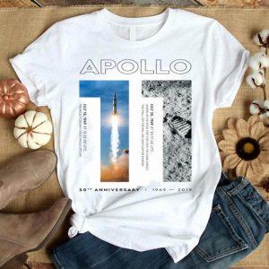 Apollo 11 50th Anniversary First Lunar Landing 1969 shirt