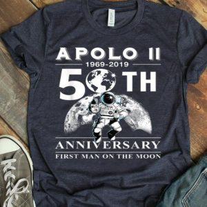 Apollo 11 50th Anniversary Moon Landing Astronaut shirt