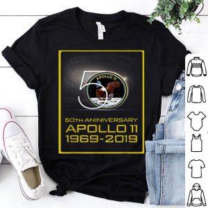 Apollo 11 50th Anniversary Moon Landing Eagle 1969 2019 shirt