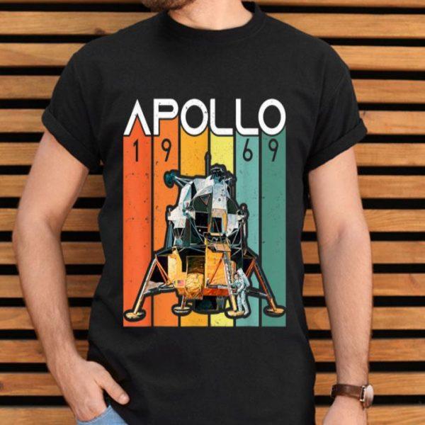 Apollo 11 50th Anniversary Moon Landing July 20 1969 - 2019 shirt