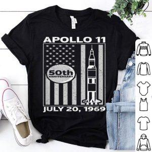 Apollo 11 Commemorative Moon Landing 50th Anniversary shirt