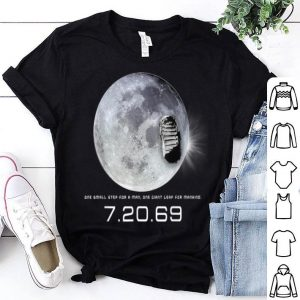 Apollo 11 Moon Landing One Small Step shirt