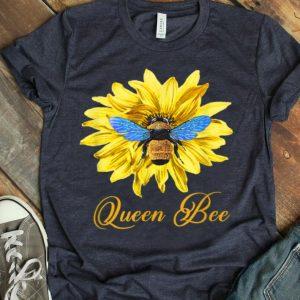 Bee Wtih Flower Queen Bee shirt