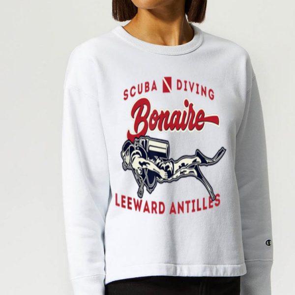 Bonaire Leeward Antilles Curacao Scuba Diver shirt