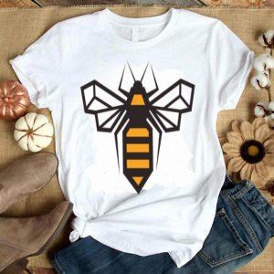 Cool Minimalist Honeybee Bee Queen Bee shirt