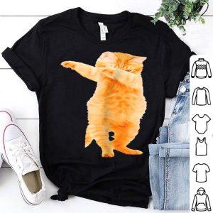 Dabbing Cat Kitten Dab Dance Kitty shirt