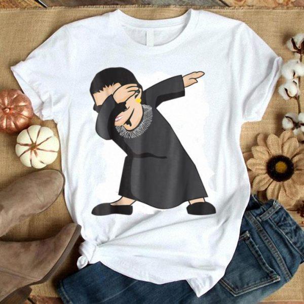 Dabbing Ruth Bader Ginsburg shirt