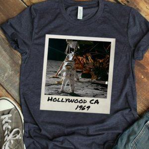 Fake Moon Landing Hoax Conspiracy Theory Cool shirt