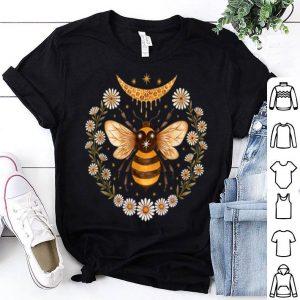 Honey Flower Bee, Moon Bee, Bee Earth Lover, shirt