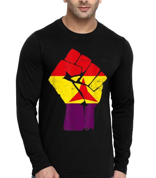 International Brigades No Pasaran Revolutionary Socialist shirt