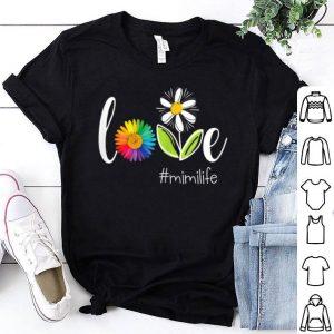 Love Mimi Life - Flower shirt