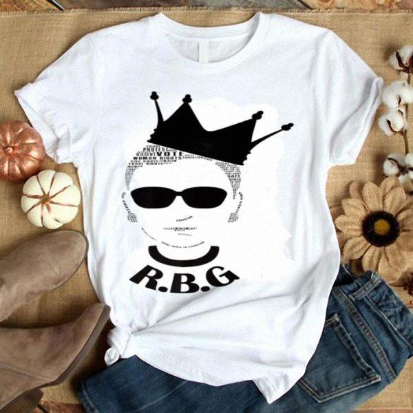 Notorious RBG Ruth Bader Ginsburg Political Feminist shirt