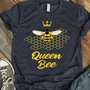 Queen Bee Crown - Beekeeper - Woman shirt