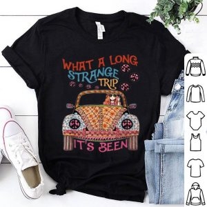 What A Long Strange Trip It's Been Graphic shirt