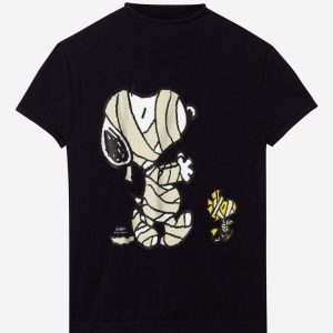 Awesome Peanuts And Snoopy Mummy shirt