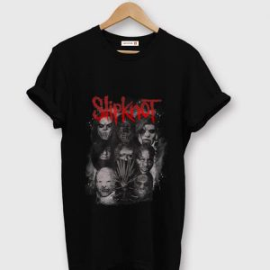 Awesome Slipknot Official We Are Not Your Kind World Tour shirt