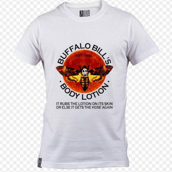 Buffalo Bill's est. 1991 body lotion it rubs the lotion sunset shirt sweater