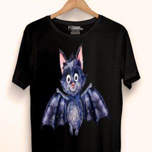 Cute Vampire Bat Animal Creepy Halloween shirt