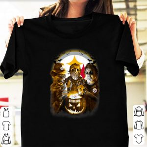 Hot Jason Michael Myers Freddy Krueger Pittsburgh Steelers shirt