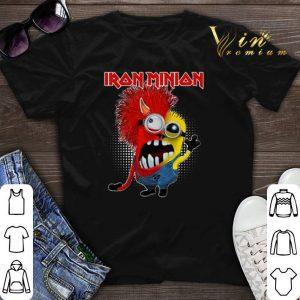 Iron Maiden Iron Minions shirt