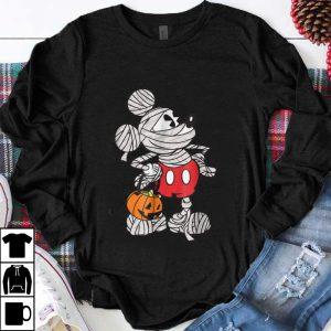 Official Disney Mickey Mouse Mummy Halloween shirt