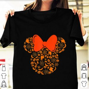 Official Disney Minnie Mouse Halloween Silhouette shirt