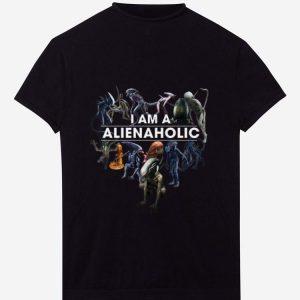 Official I Am A Alien Aholic shirt