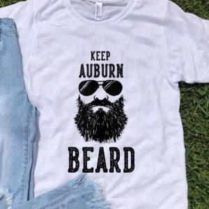 Official Keep Auburn Beard shirt