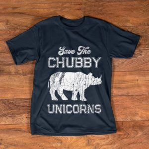 Official Save The Chubby Unicorns shirt