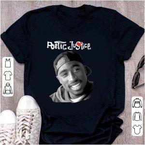 Original Poetic Justice Tupac Shakur Smiling shirt