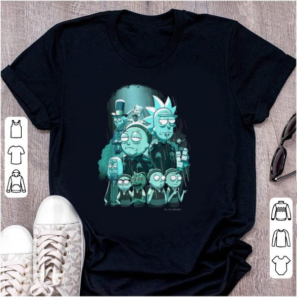 Original Rick and Morty Tales From The Citadel shirt