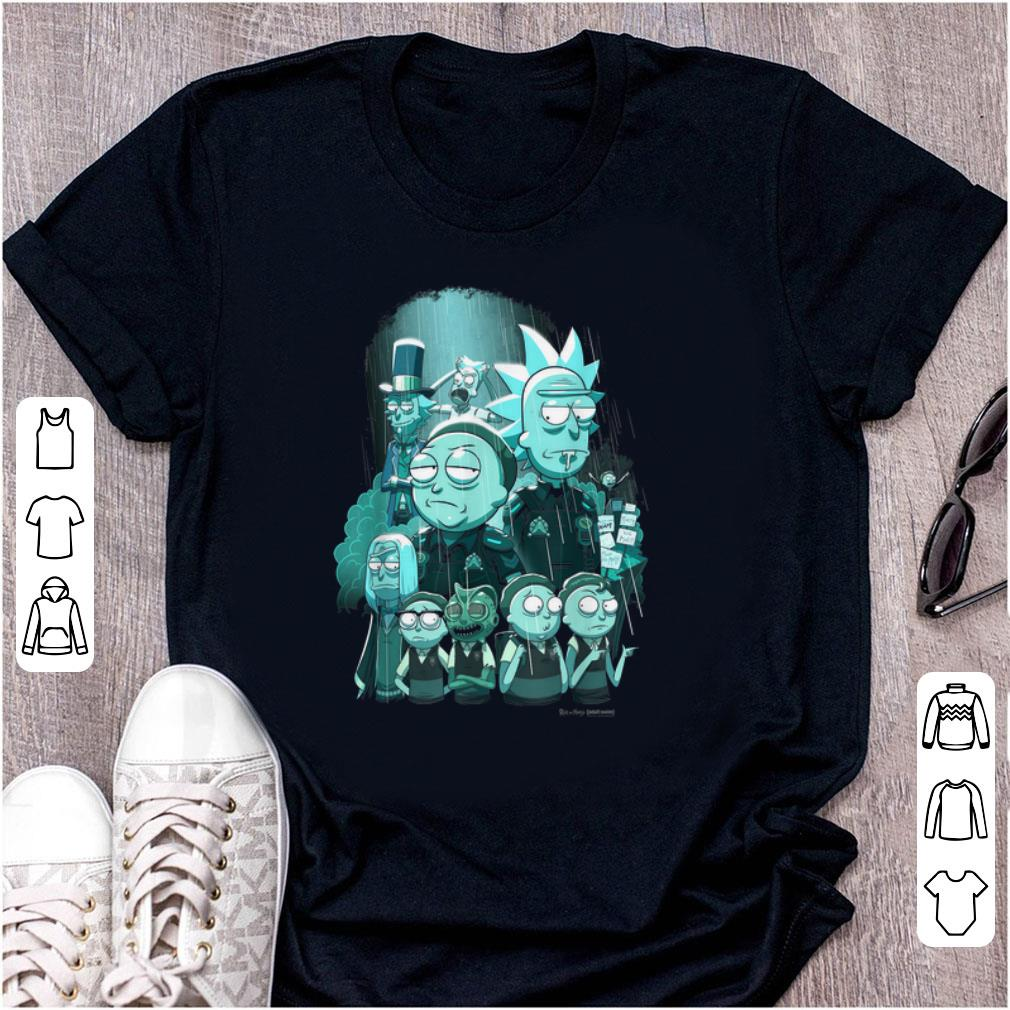 Original Rick and Morty Tales From The Citadel shirt 1 - Original Rick and Morty Tales From The Citadel shirt