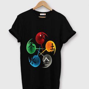 Original The Five Elements Of Qigong Tai Chi shirt