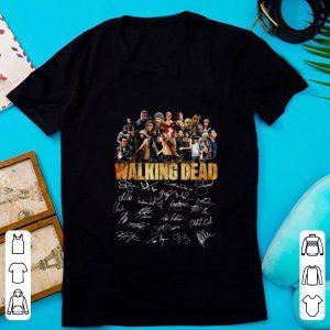 Original The Walking Dead Signature shirt
