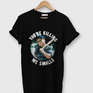 Premium The Sandlot You're Killing Me Smalls shirt