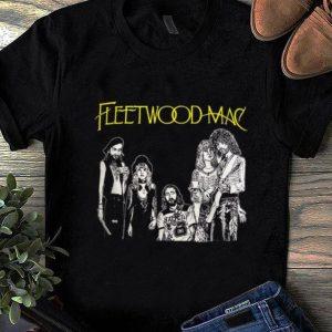 Pretty Industrial Designer Fleetwood Mac shirt