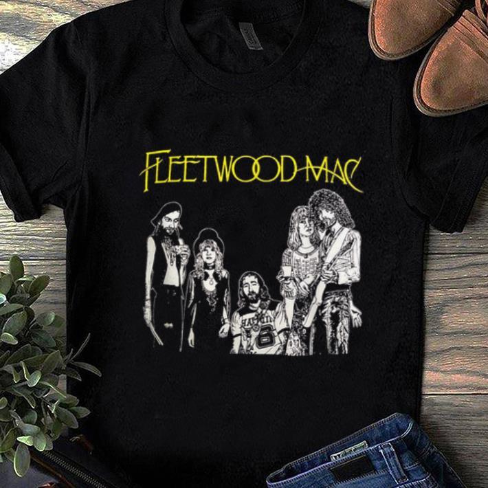 Pretty Industrial Designer Fleetwood Mac shirt 1 - Pretty Industrial Designer Fleetwood Mac shirt