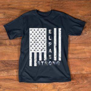 Top American Flag El Paso Strong shirt