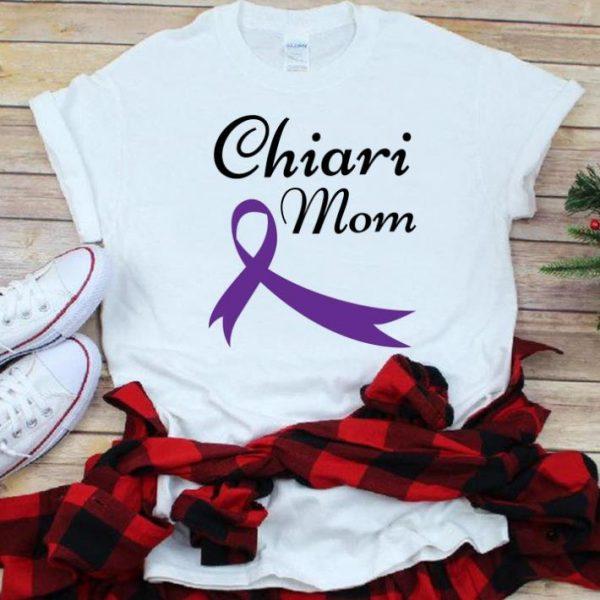 Top Chiari Awareness Mom shirt