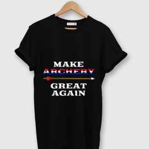 Top Make Archery Great Again shirt