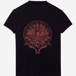 Top The Idol - Cthulhu Red Variant Indian God shirt