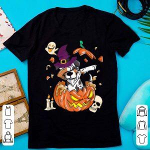 Awesome Australian Shepherd Dog Pumpkin Halloween Gifts shirt