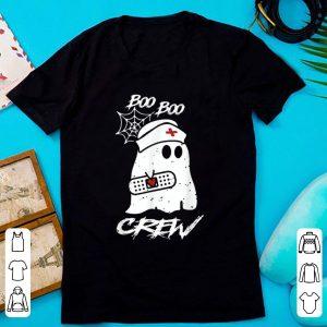 Awesome Boo Boo Crew Nurse Ghost Halloween Costume shirt