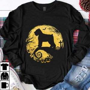 Awesome Bouviers Des Flandres Halloween shirt